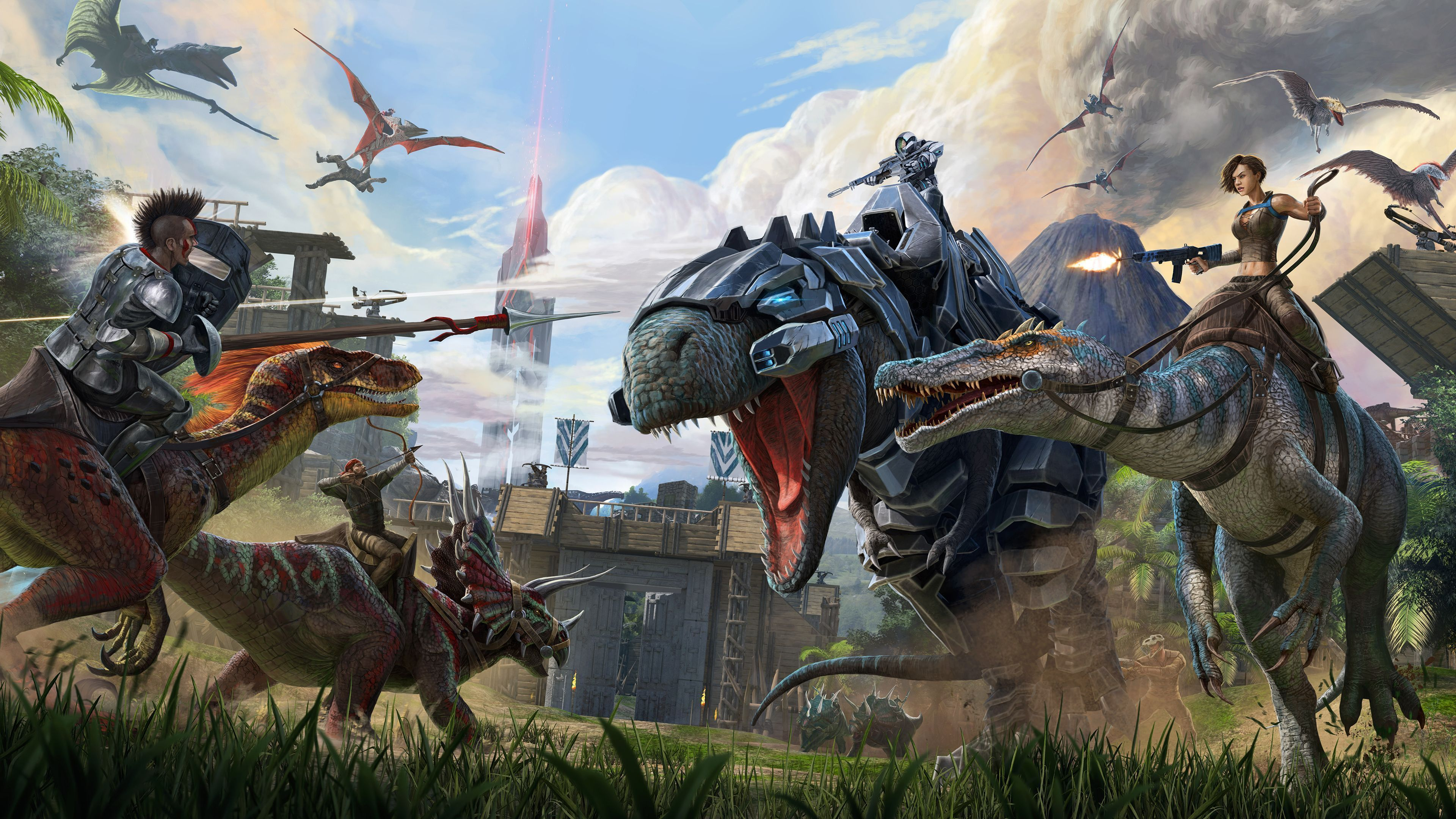 How to Choose ARK: Survival Evolved Server Hosting - April 2019