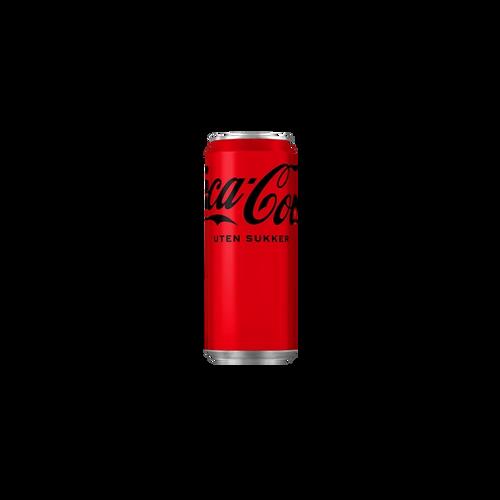 Coca-Cola Uten Sukker