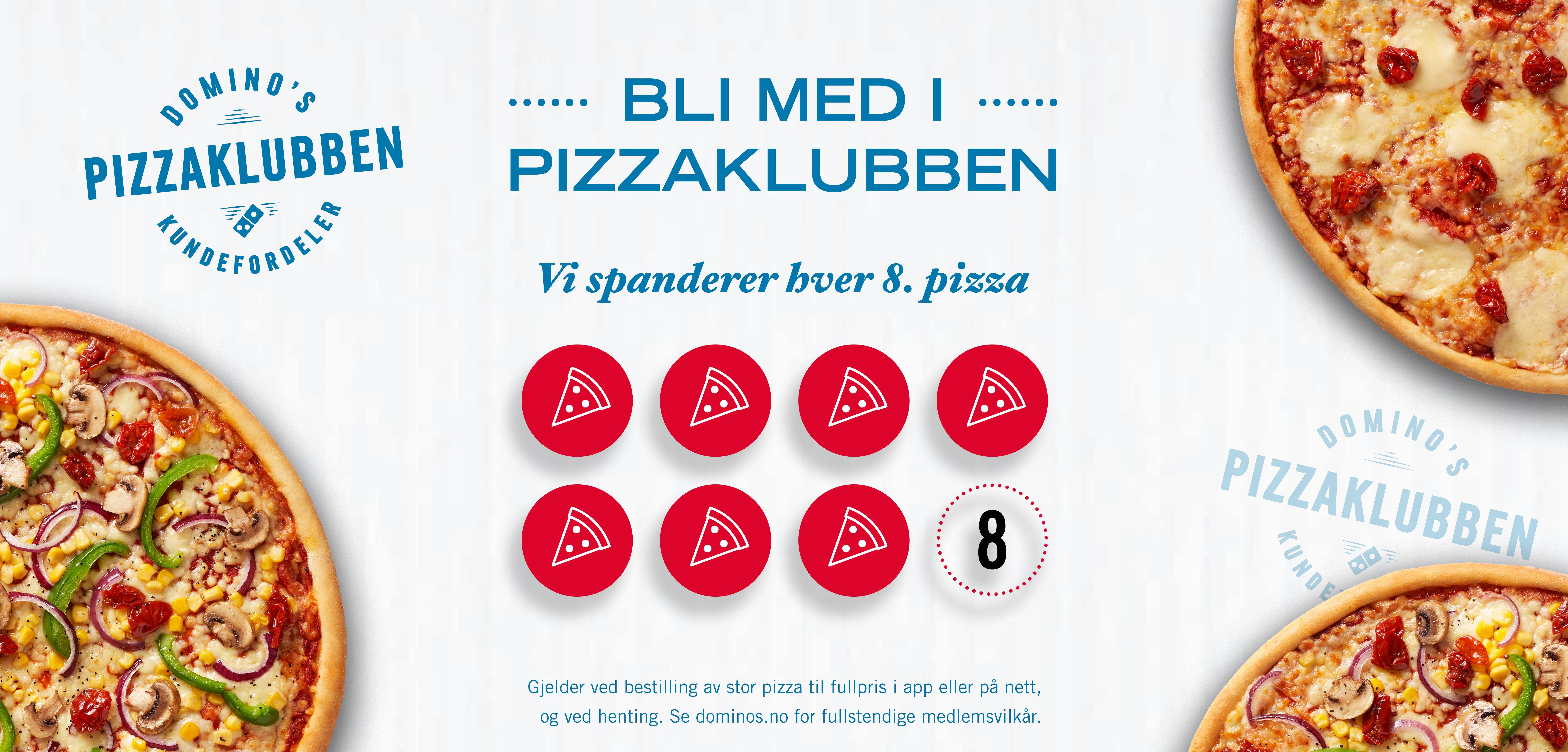 Pizzakluben