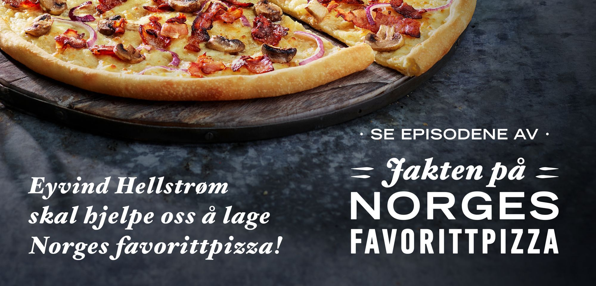 Norges Favorittpizza