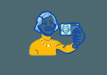 Bruk BankID for identifisering