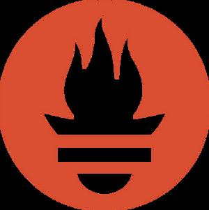 Prometheus's logo