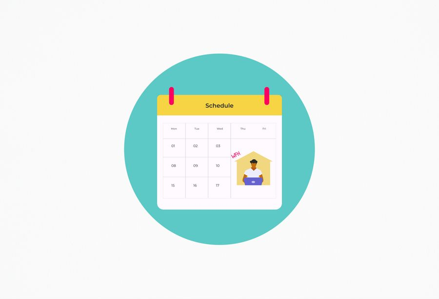 Schedule your team's Check-ins