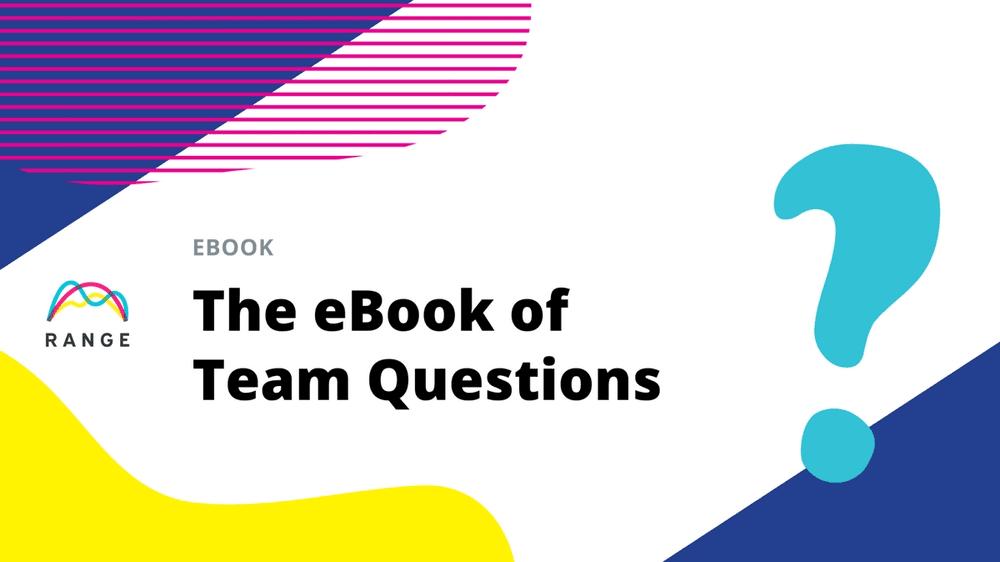 Team Building Questions eBook cover
