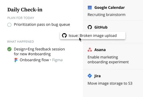 Build transparency with async Check-ins