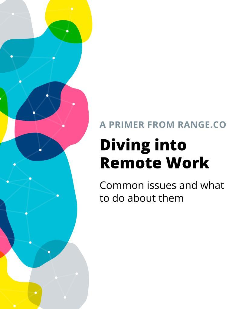 The Remote Work Primer