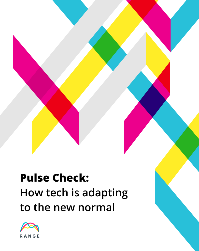 Pulse Check Survey: how tech is adapting to the new normal