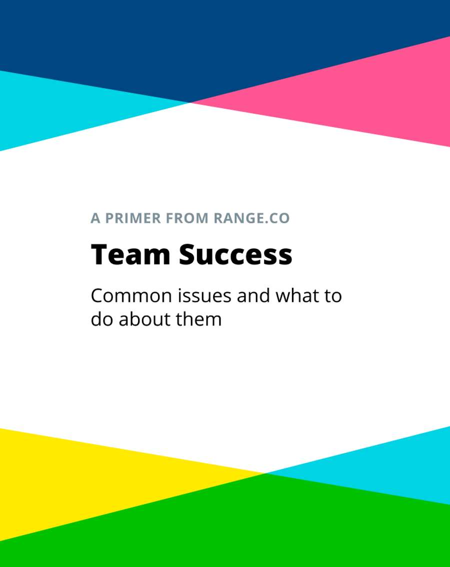 Download the free Team Success Primer