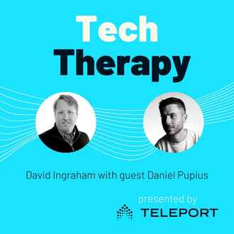 David Ingraham and Dan Pupius on the Tech Therapy podcast