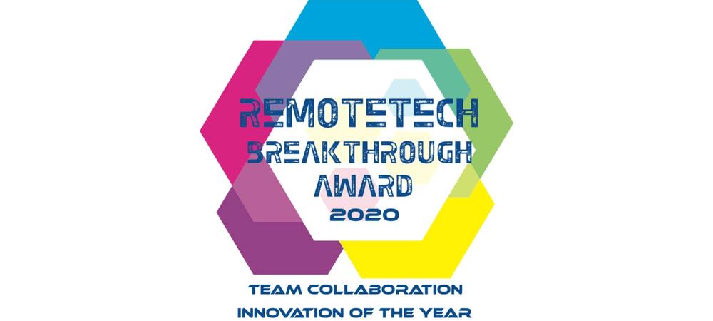 Logo of Remote Tech Breakthrough Awards