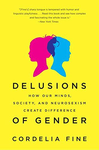 Book Club - 'Delusions of Gender' by Cordelia Fine - Image - She Mentors