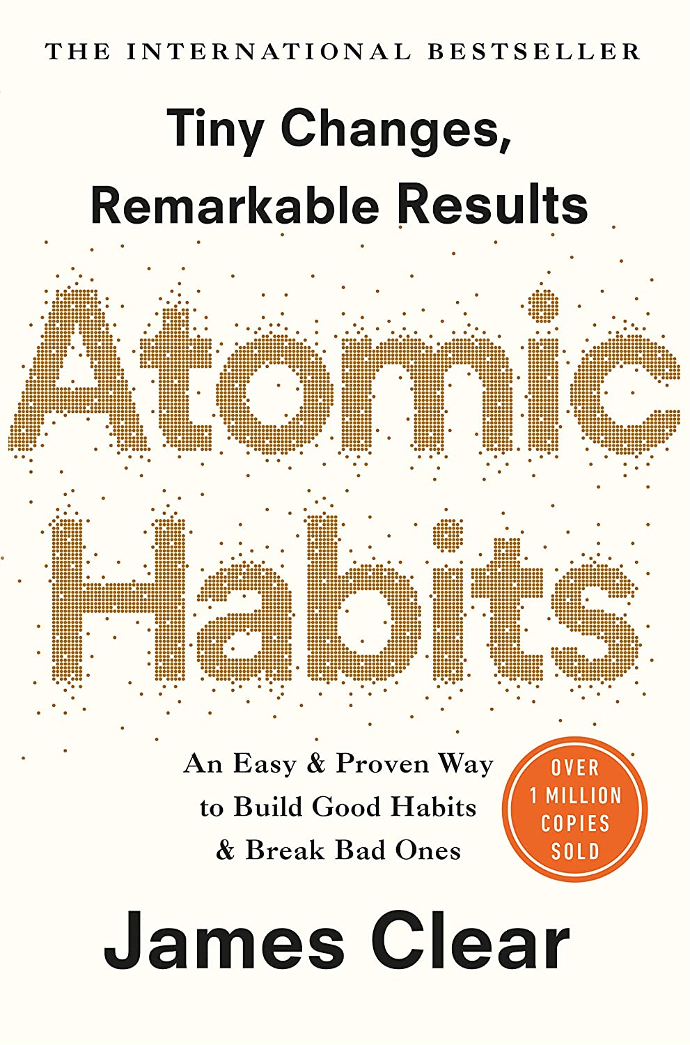 Atomic Habits by James Clear - Book Club - Image - She Mentors