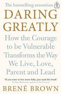 Daring Greatly - Image - Brene Brown - She Mentors - Book club