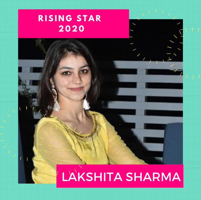 Lakshita Sharma-Awards Night-Image-She Mentors