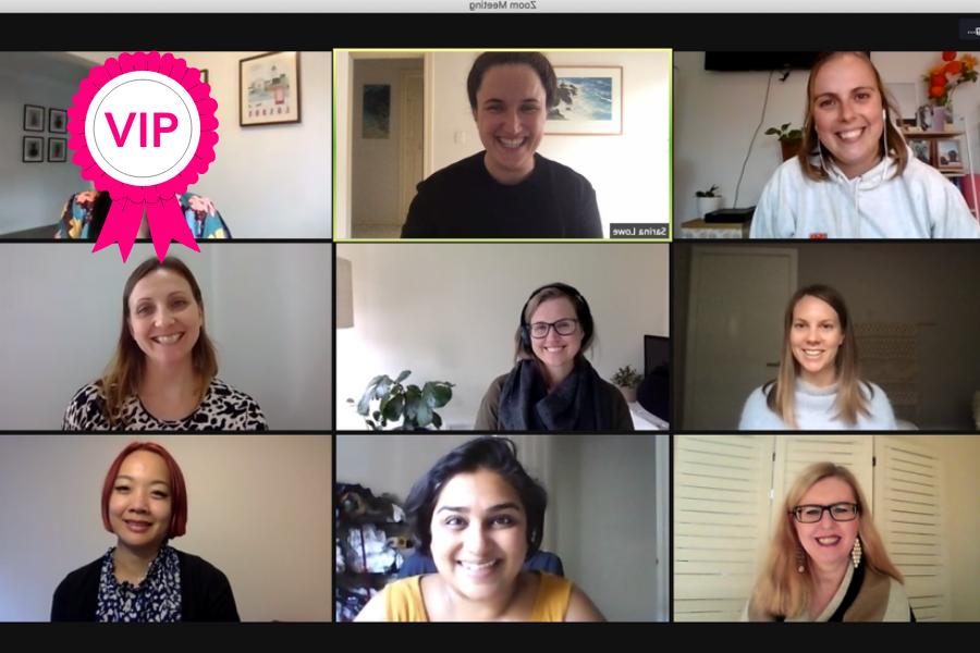 She Mentors - Business Bosses - Group Mentor Hour - Image