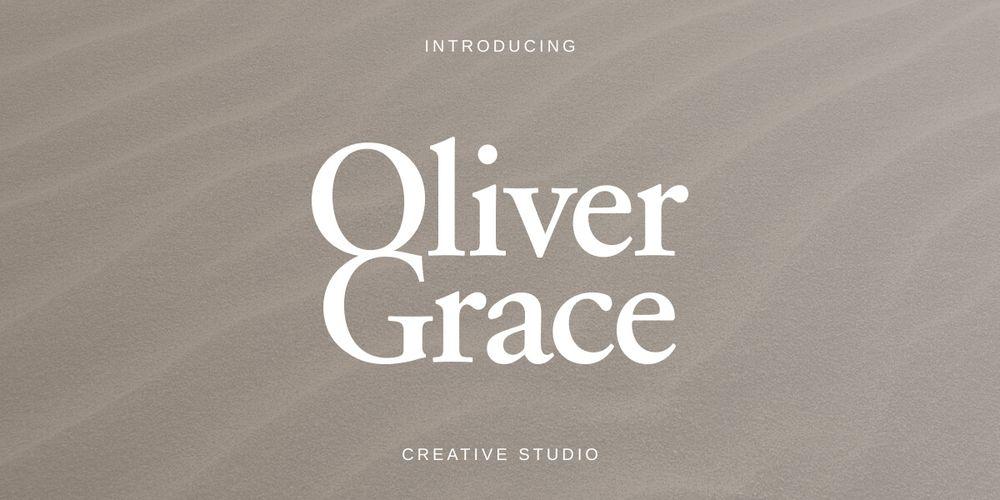 Oliver Grace proud partners of She Mentors