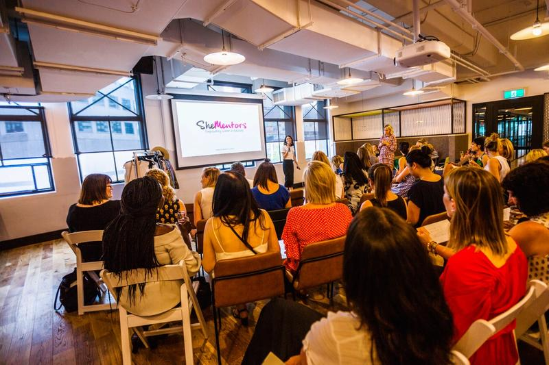 Side Hustle Success: from MeetUp to a Membership Site (Part 1) - Ali Adey - Founder - Podcast - Image - She Mentors