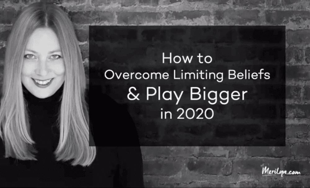 Merilyn Beretta - How to overcome limiting beliefs - Image - Mentor - She Mentors