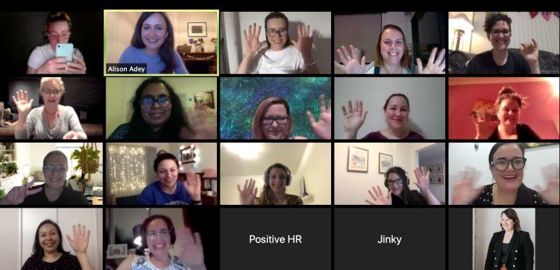 Group Mentor Hour - LinkedIn Trend Forecasting - Social Media - She Mentors - Video Replay