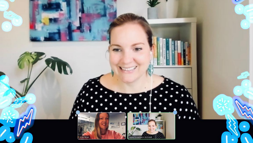She Mentors Review & Testimonials  - The Mentor Hour - Image - Mentoring - Anne Koopmann and Julie Wise
