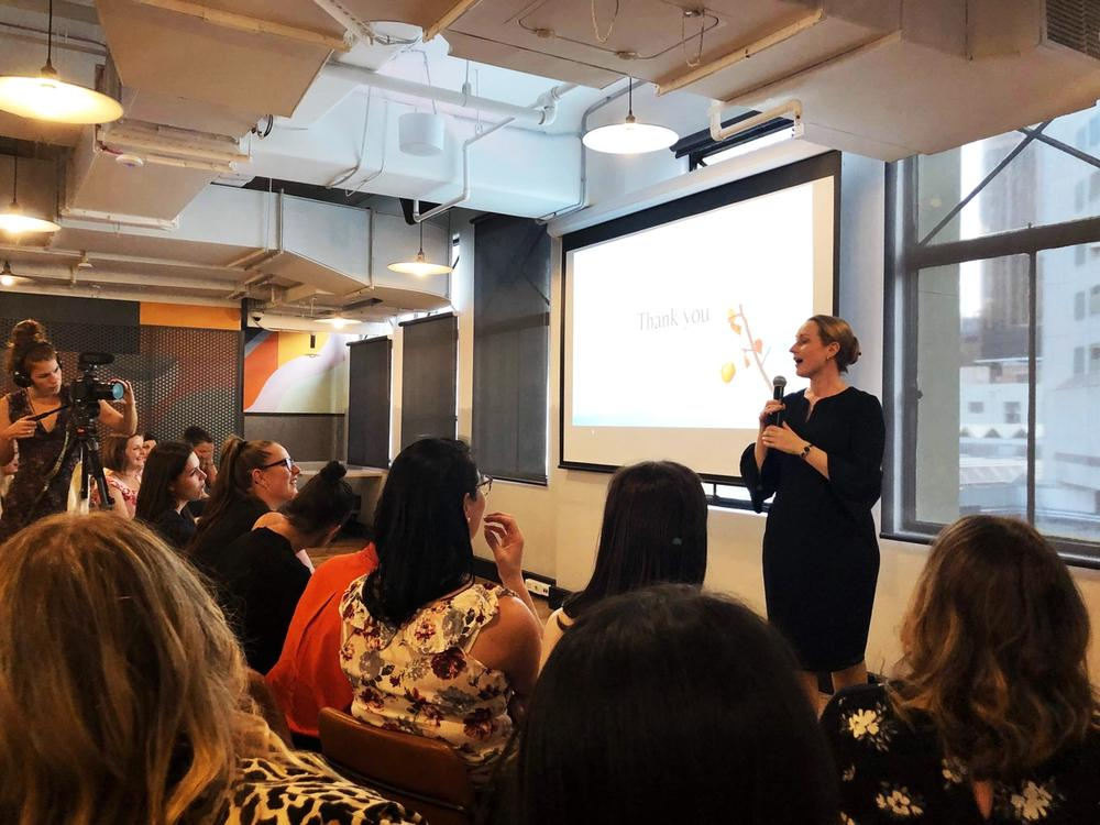 How To Accelerate Your Success - Dr Kelly Windle - She Mentors - Event - Networking