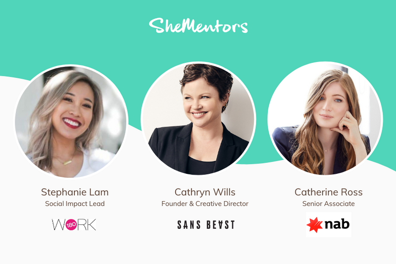 Living your life's purpose-She Mentors-event