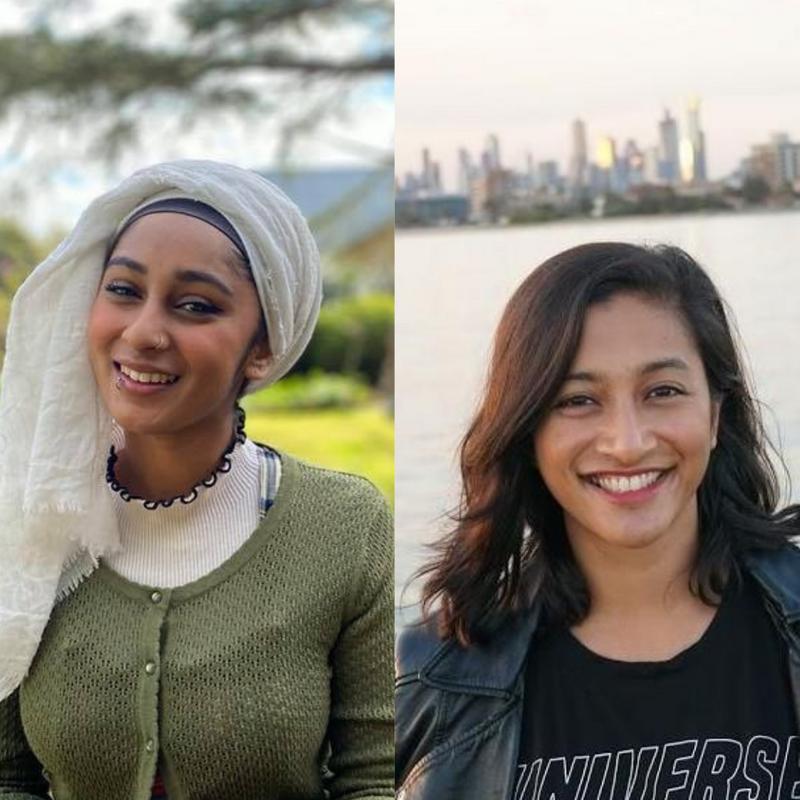 Soraya Sultan - Soaliha Iqbal - Podcast - Image - She Mentors - Islamophobia