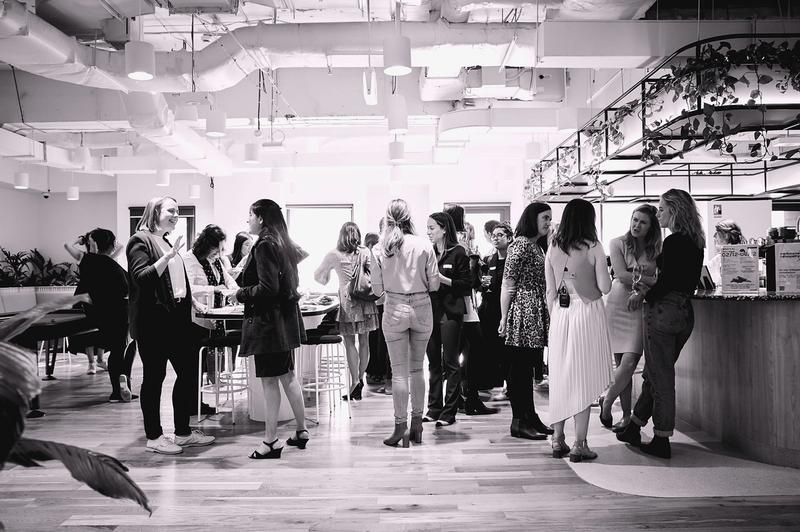 She Mentors - Melbourne Meet Up - Networking - Image