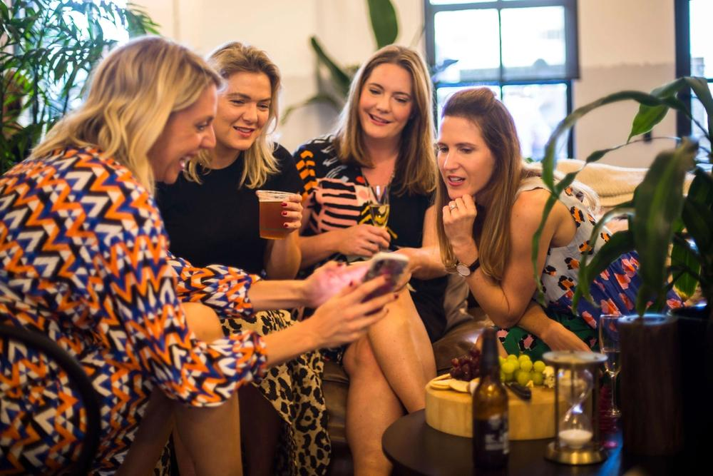 Workwear Style Party - Fleur Wood - How to Wear It - Founder - She Mentors - Event - Networking