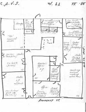 Floor Plans Orthographic Projections