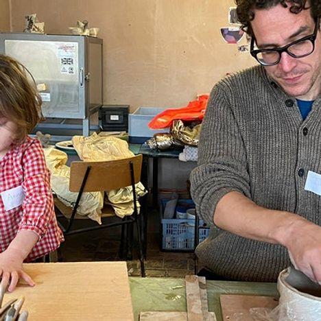 Family Pottery Workshop