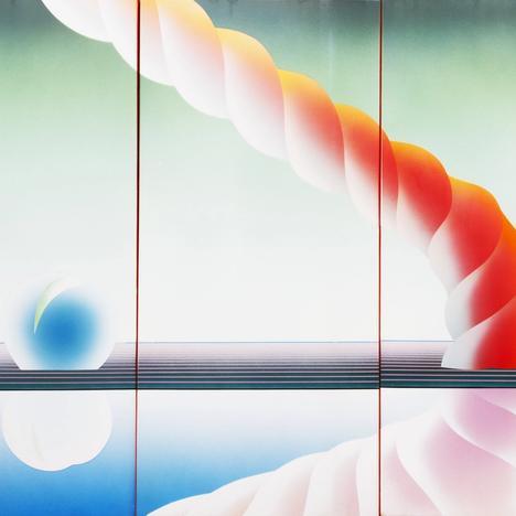 Stefan Knapp, Reflections, 1981