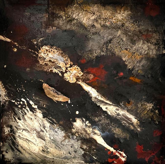 Alison Lochhead , Inhumanity in Deep Water, null
