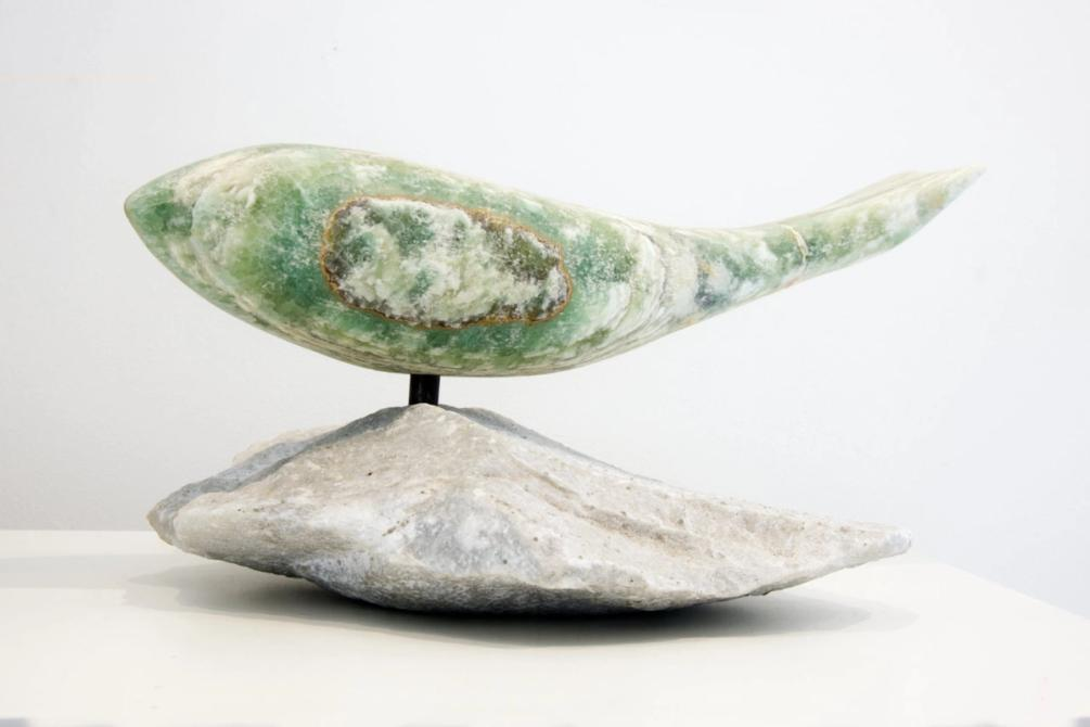 Kevin Blockley, Fish II, 2020