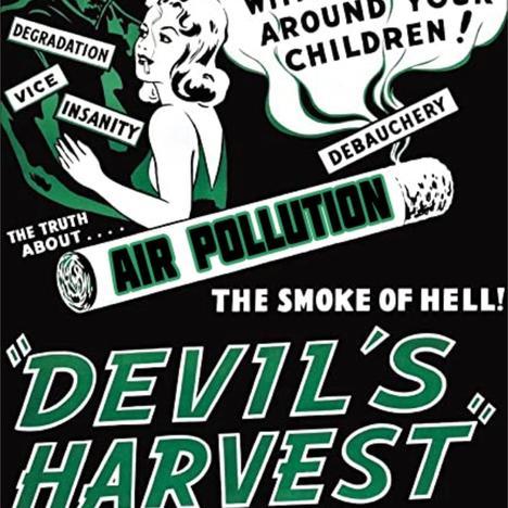 Bria de la Mare, The Devil's Harvest, 2020