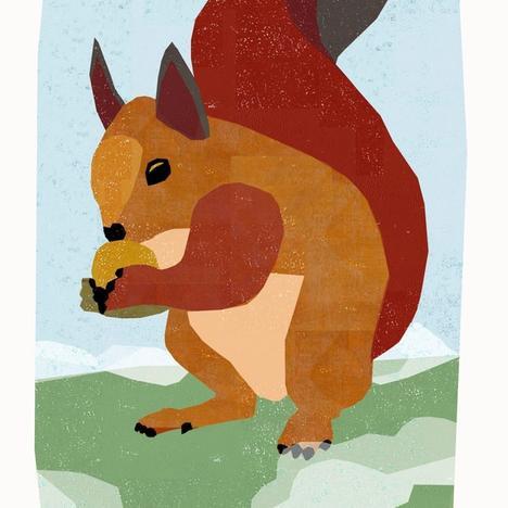 Jeb Loy Nichols, Squirrel, 2020