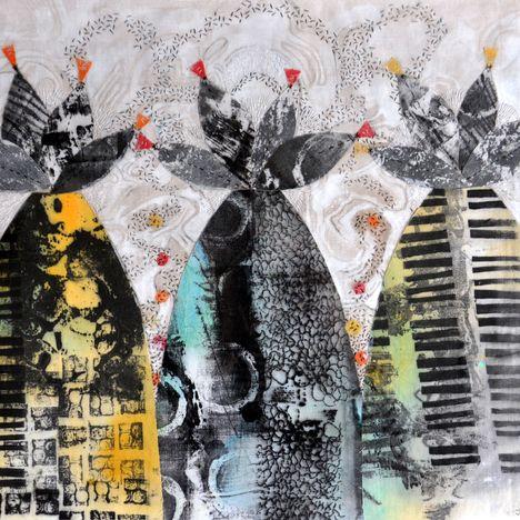 Judith Crawford , Jungle Fruit , 2021