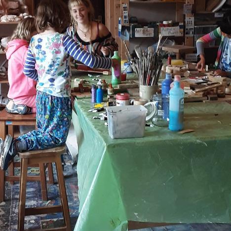 Children's Summer Workshops