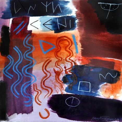 Mary Lloyd Jones, Bryn Celli Ddu , 2012