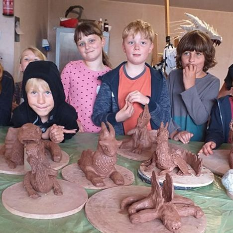 After School Pottery Club