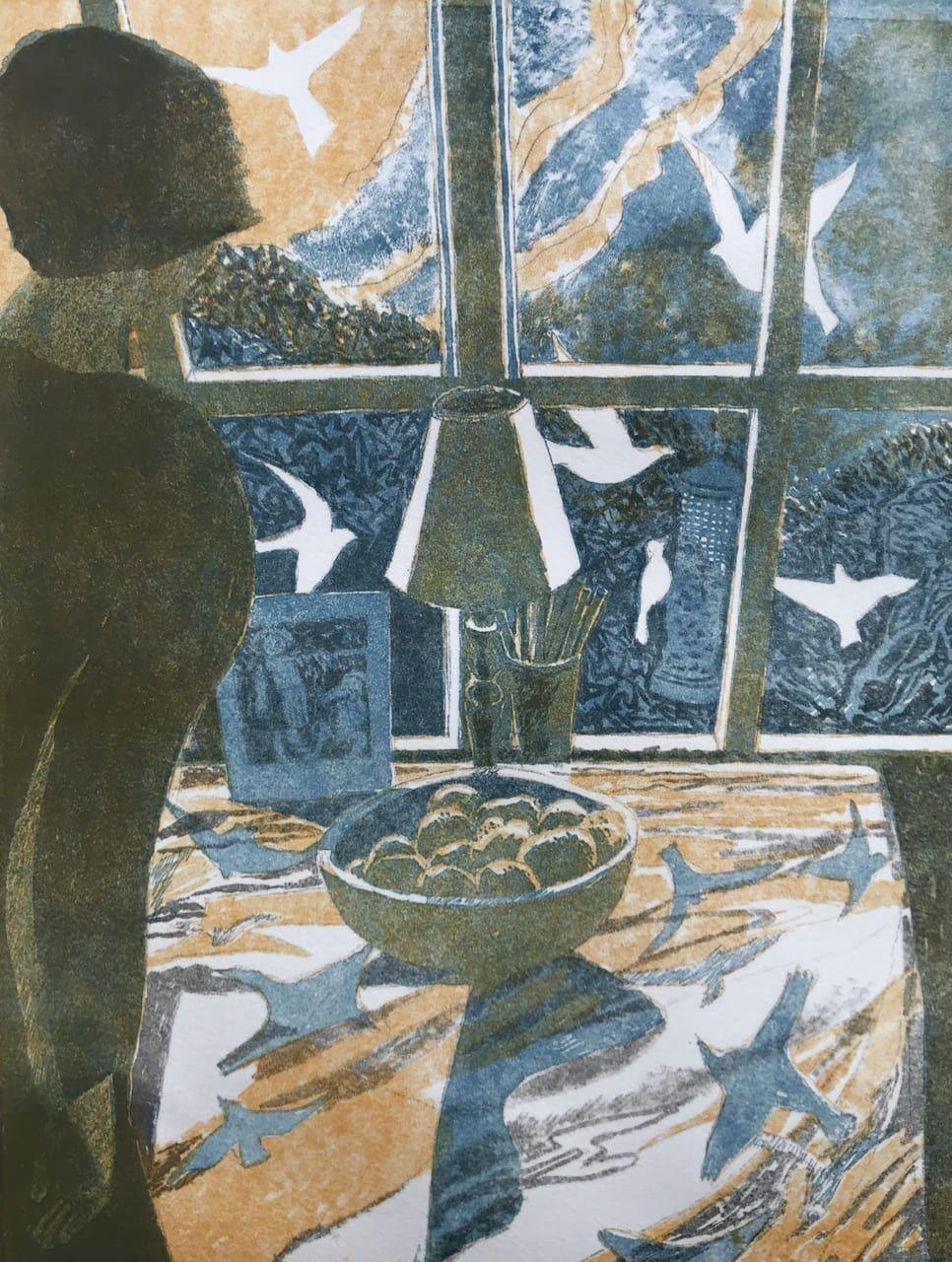 Angela Thorpe, Birds and the Shadows of Birds, 2006