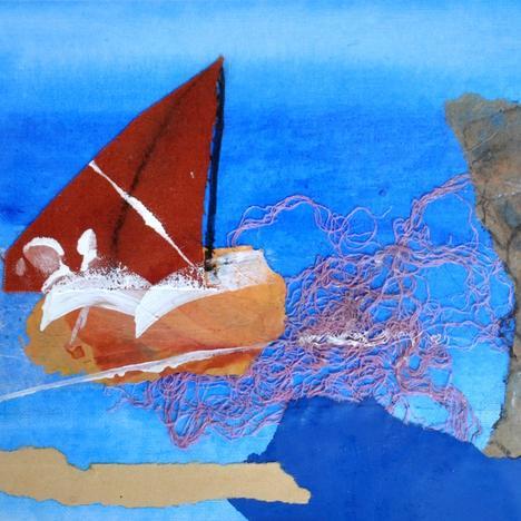 Gill Crozier , Sea Dreams I, null