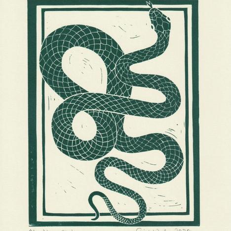 Gina Wade, Mono Snake, 2020