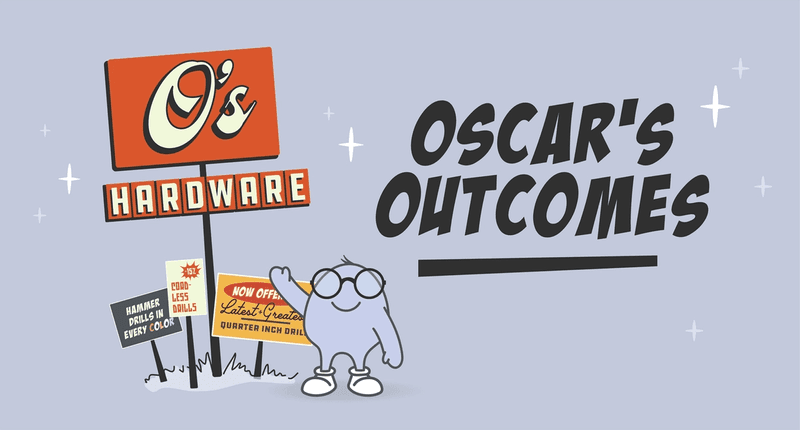 Oscar's Outcomes