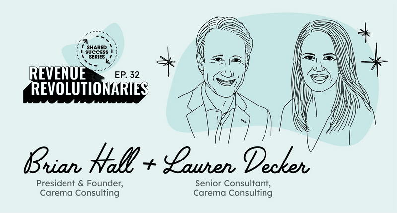 Brian Hall, President and Founder and Lauren Decker, Senior Consultant - Podcast interview