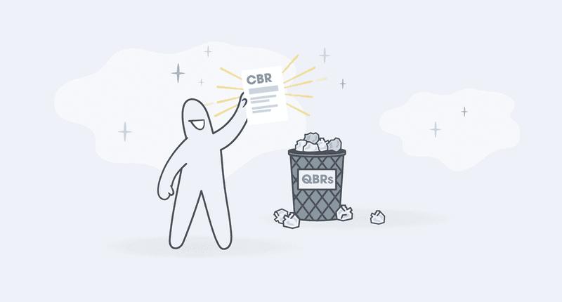 CBRs > QBRs
