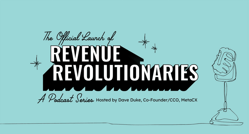 The Official Launch of Revenue Revolutionaries