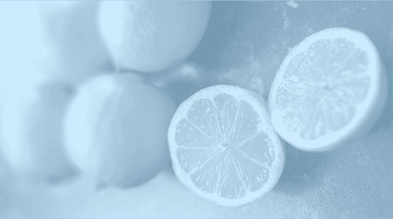 Turning Lemons into Lemonade