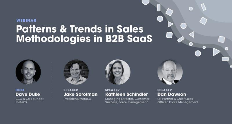 Patterns & Trends in Sales Methodologies