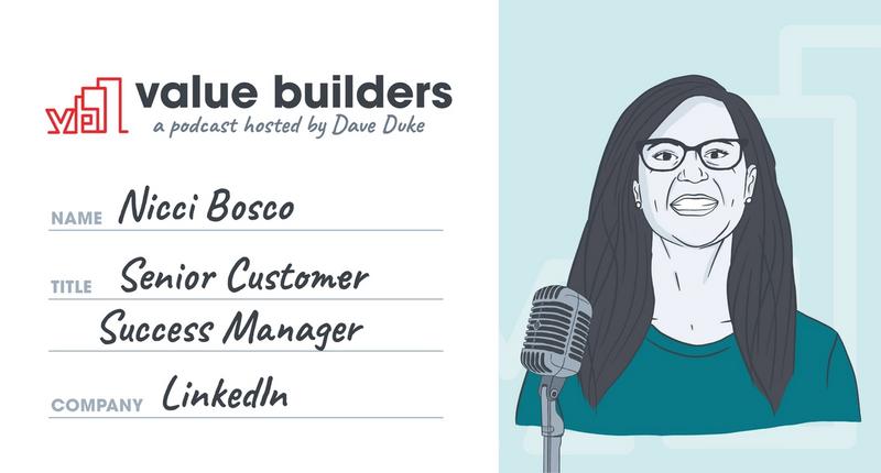 Nicci Bosco, Linkedin, Customer Succes, Veteran Support - Podcast Interview